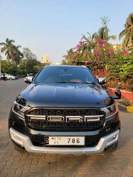 Ford Endeavour, 2017