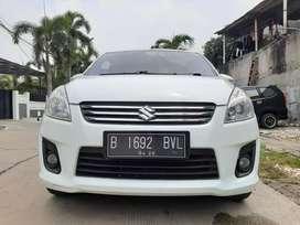 Suzuki Ertiga GX 2013 putih metalik