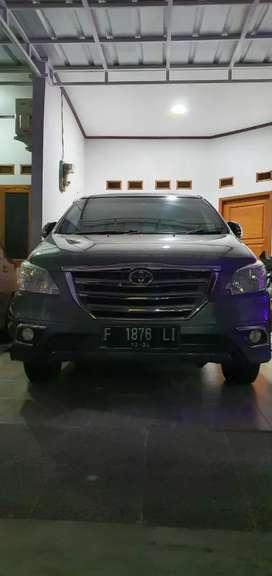 Toyota Kijang Innova G AT 2014