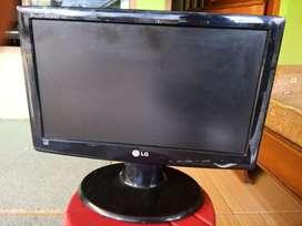 Monitor LG Flatron e1600 bisa nego