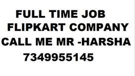 Male\ female/interested candidates contact for  flipkart  job