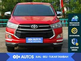[OLX Autos] Toyota Kijang Innova 2.4 Venturer Diesel A/T 2017 Merah