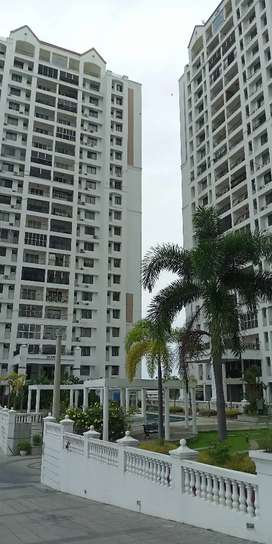 2183 sq ft 3 bhk flat for rent Skyline imperial gardens kaloor