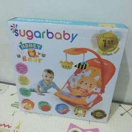 Sugar Baby Bouncer & Mastela Baby Bather