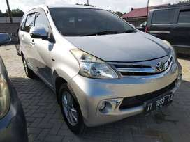 Toyota Avanza G MT 2015 (mobil lelang)