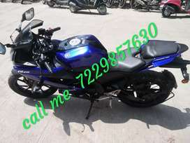 R15 motor good condition paper complete