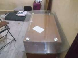 Table glass only