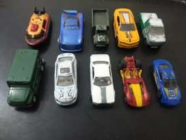 Metal toy cars for kids