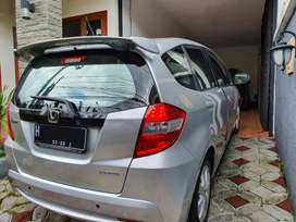 Honda Jazz S-AT 2013 Silver