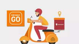 Swiggy DELIVERY BOY