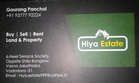 Banglow 9 metre Road Touch freehold Nr Kalyan Party Plot Vasna Road