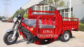 Siwa rikshaw and loaders