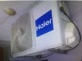 1 Ton Haier Ac New (Chilled)