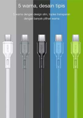 kabel data usb micro robot vivan original