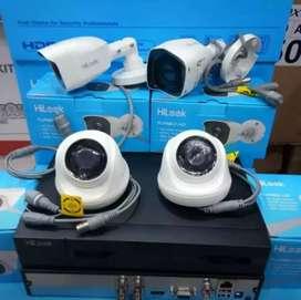 Cahaya gemilang pusat pasang kamera CCTV hikvision daerah gondokusuman