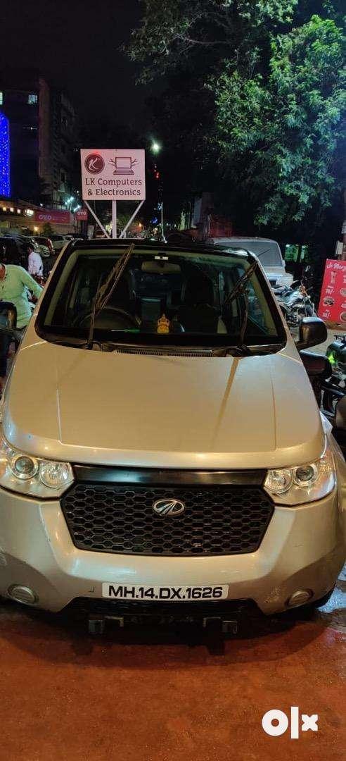 Mahindra e2o Battery car 0