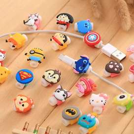 Cartoon Cable Protect