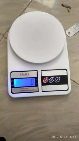 Weight machine fix price brand new