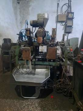 BLOW AND INJECTION MOULDING