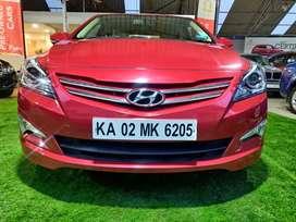 Hyundai Fluidic Verna 1.6 CRDi SX, 2015, Diesel