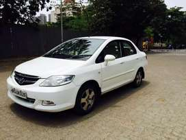 Honda city Zx model 2008 Dec .