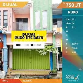 Dijual Cepat Ruko ngaglik Batu 2 Lantai Strategis Pinggir Jalan