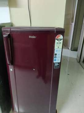 Haier 170 litres, 1:year old