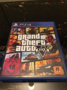 Gta 5 ps4 in excellent conditions