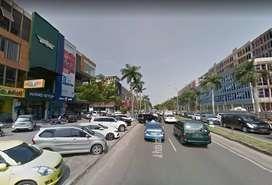 Disewakan Ruko The Gallery Metro PIK, Pantai Indah Kapuk, Siap Huni