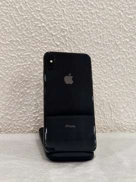 Iphone XS MAX 256gb in best condition grey colour