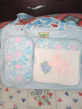 Baby bag Just like new condition