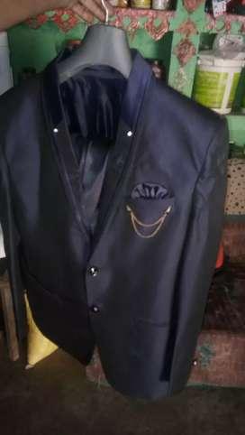 Kot pants  colour blue and black mix h