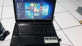 LAPTOP ACER ASPIRE E5 551 AMD A10-7300