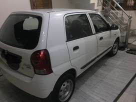 Alto K10 Punjab Number First owner white colour