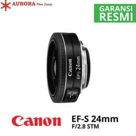 Canon 24mm STM free uv filter