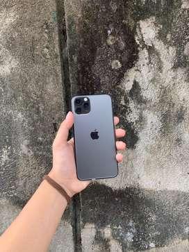 Iphone 11 pro 64 gb mulus fullset