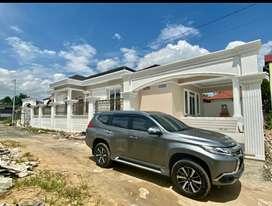 Dijual rumah masih baru, luas dan mewah di bunyamin residence