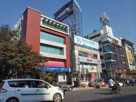 Opp. Cyber Towers- Commercial property (3rd floor) available for rent