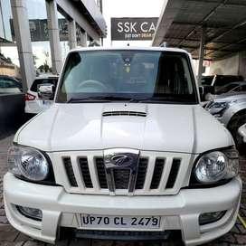 Mahindra Scorpio 2002-2013 VLX 2.2 mHawk Airbag BSIV, 2014, Diesel