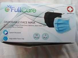 Masker Murah 3 ply Disposable