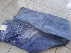 Celana jeans original import wanita pria