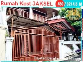 Rumah Kos an Pejaten Barat Pasar Minggu Jakarta Selatan