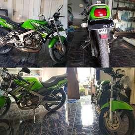 Kawasaki ninja ss 2014 istimewa original