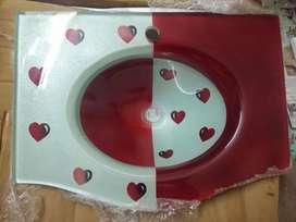 Resin bowls and Mirrors