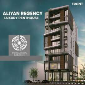 4 Bed Luxury Penthouse 4 Side Open on easy Quarterly Installments Plan