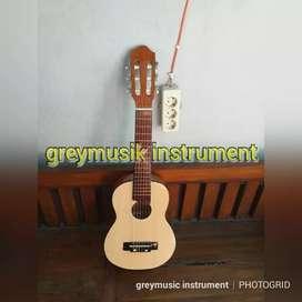 Gitar lele greymusic seri 616