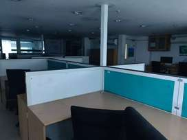 Well maintained Fully furnished office for rent at jln Marg jaipur