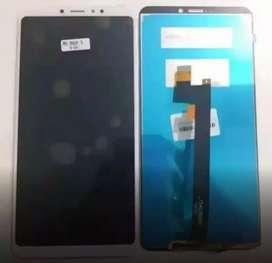 Ganti Lcd Touchscreen Xiaomi Mimax 3 + Pasang
