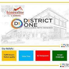 Double Height 505 sq.ft. DSS on SALE in District One, Mohali