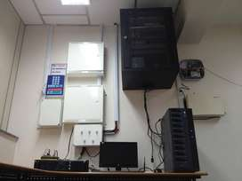 PABX PANASONIC TELEPHONE EXCHANGE VOIP PABX maintenance service